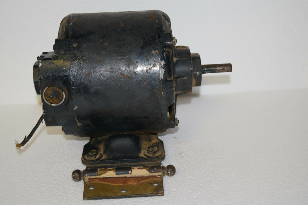 vintage westinghouse ac electric motor 1 3hp 1725 rpm