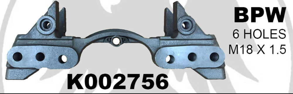 knorr bremse brake carrier k002756