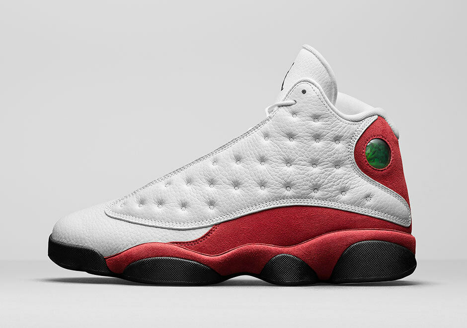 585d1c2cfd ... black team red size 8.0 us 3d094 0d302  free shipping mens air jordan  retro 13 640d2 5fabd