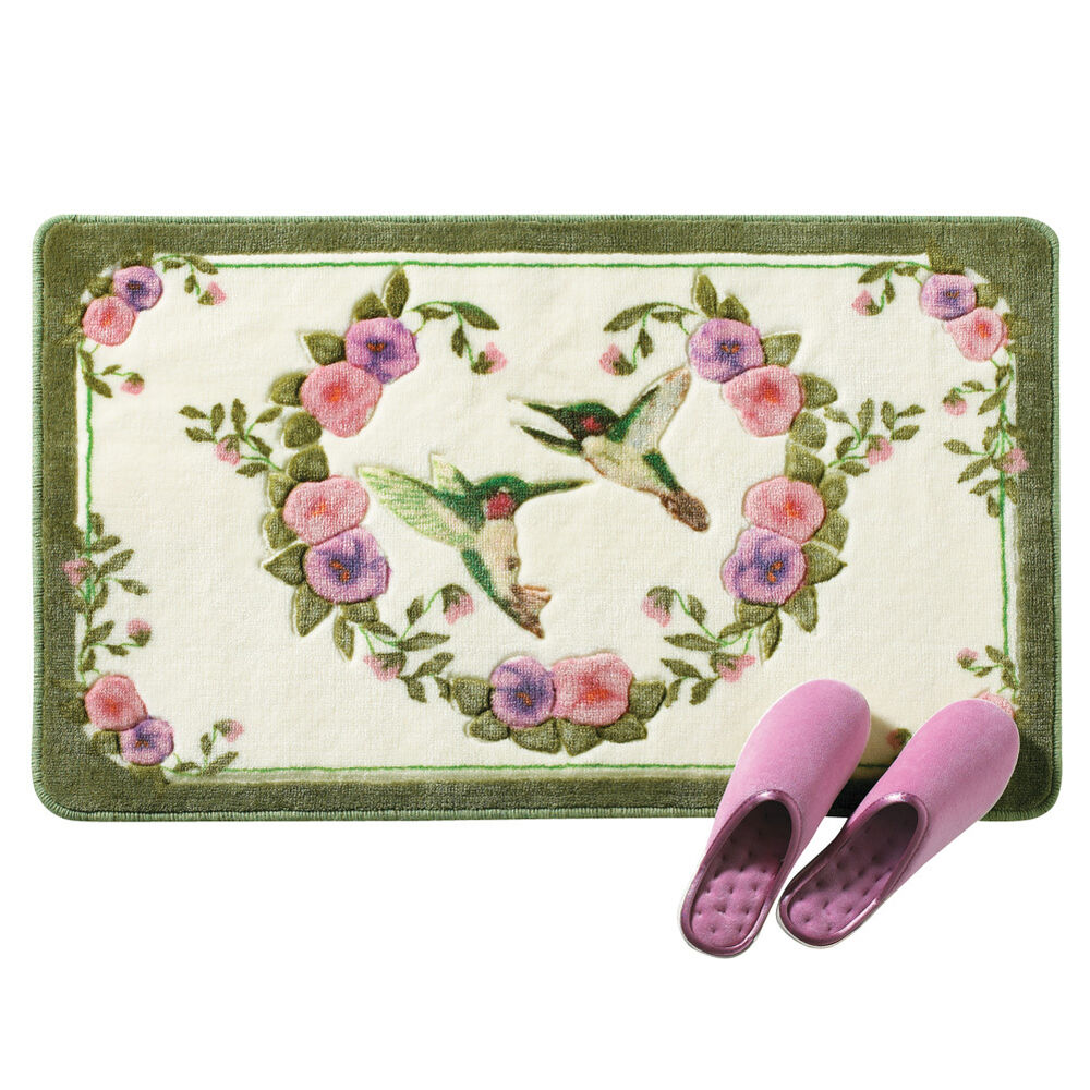 Bath Rugs With Flowers With Excellent Images Eyagci Com