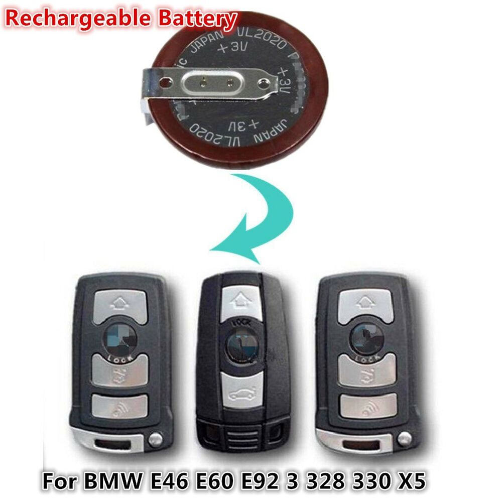 oem vl2020 rechargeable battery for bmw e46 e60 e92 3 328. Black Bedroom Furniture Sets. Home Design Ideas