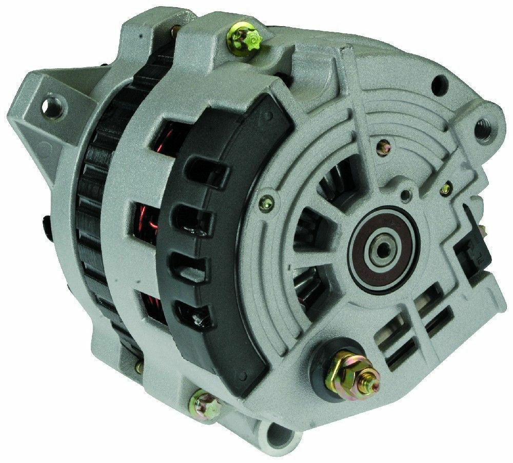 NEW High Output 235 Amp One 1 Wire Self Exciting Alternator Pontiac ...