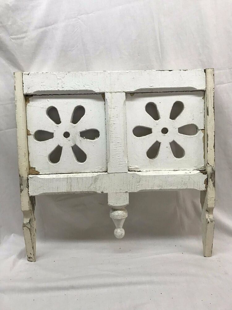 Antique Gingerbread Corbel Cornice Shabby Victorian Chic Vintage Porch ...