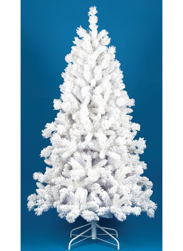 flocked christmas tree closeout 8 foot white flocked artificial tree 29886