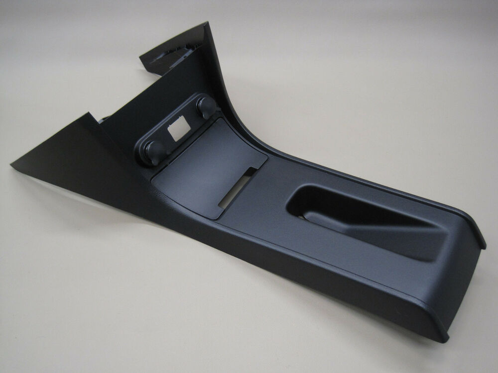 2011 2017 dodge charger oem factory center console plastic - 2017 dodge charger interior accessories ...