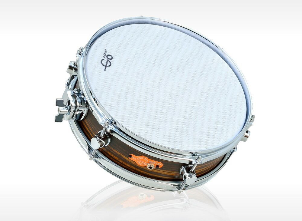 12 inch electronic drum mesh head dual trigger 12 electronic snare drum ebay. Black Bedroom Furniture Sets. Home Design Ideas