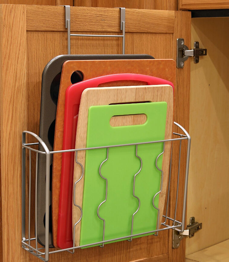 Over The Door Pantry Organizer Rack Storage Kitchen