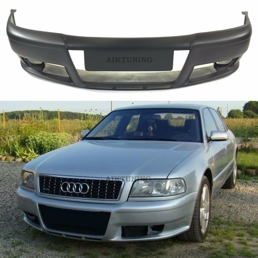 audi a8 d2 1994 1999 pre facelift front tuning bumper. Black Bedroom Furniture Sets. Home Design Ideas