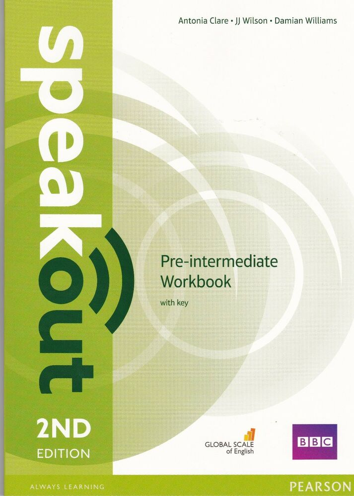 Pearson speakout 2nd edition pre intermediate workbook with answer pearson speakout 2nd edition pre intermediate workbook with answer key new ebay fandeluxe Image collections