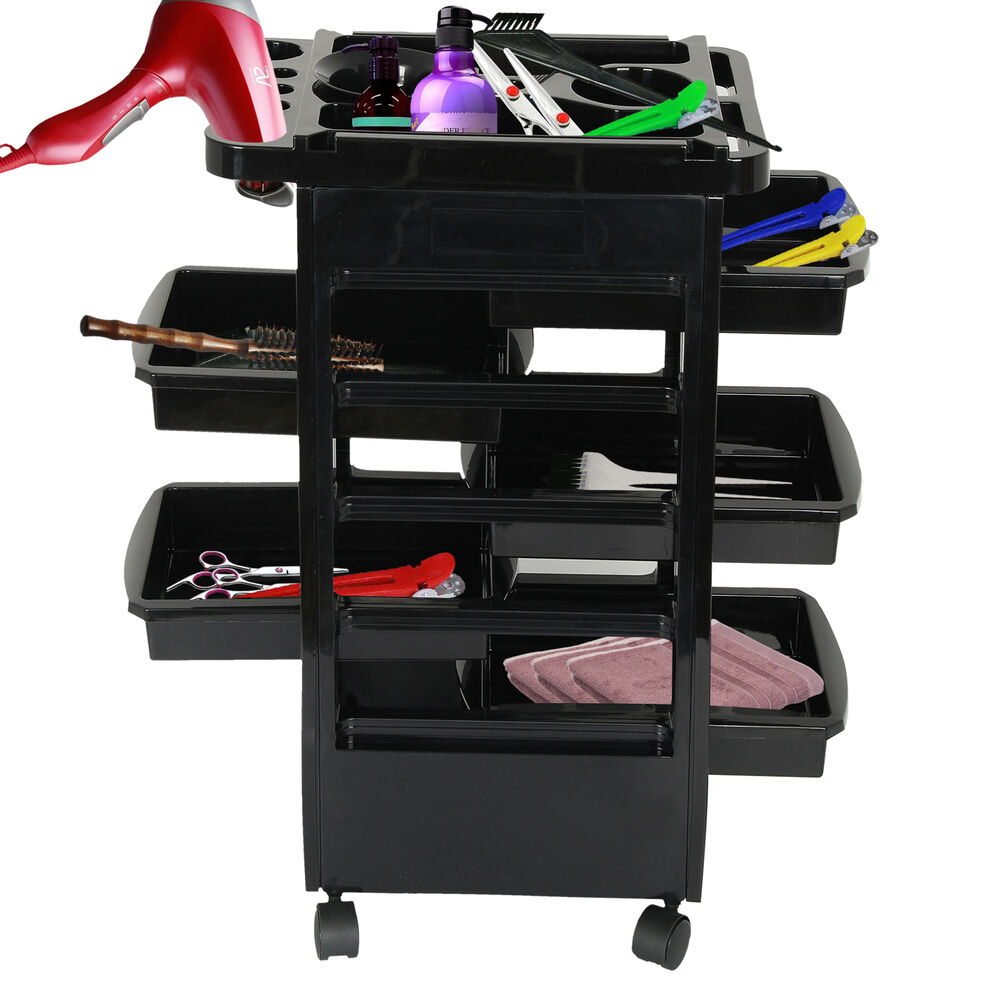 Salon Hairdresser 5 Drawer Beauty Spa Coloring Hair ...