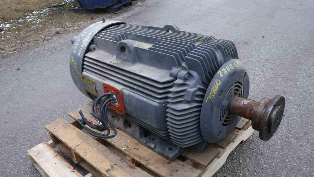 Details About 300 Hp Baldor Electric Motor 1800 Rpm 447t 449t Frame Tefc 575 V 1 15 S F