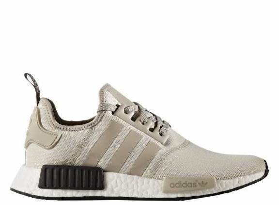 new adidas nmd r1 nomad runner tan beige white cream black s76848 ebay. Black Bedroom Furniture Sets. Home Design Ideas