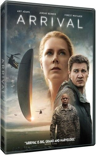 Arrival [New DVD]