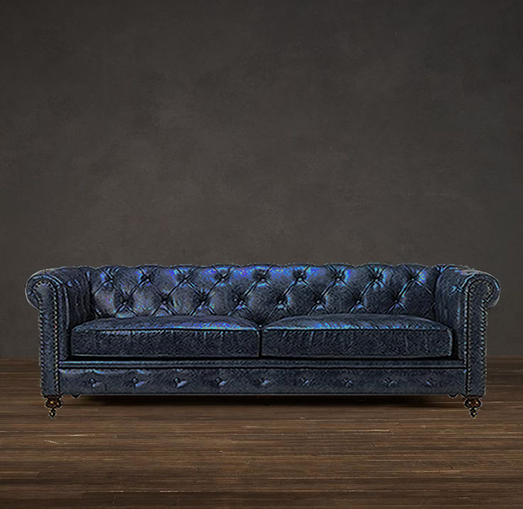 Restoration Hardware Ebay: New Restoration Chesterfield English Industrial Nail Heads