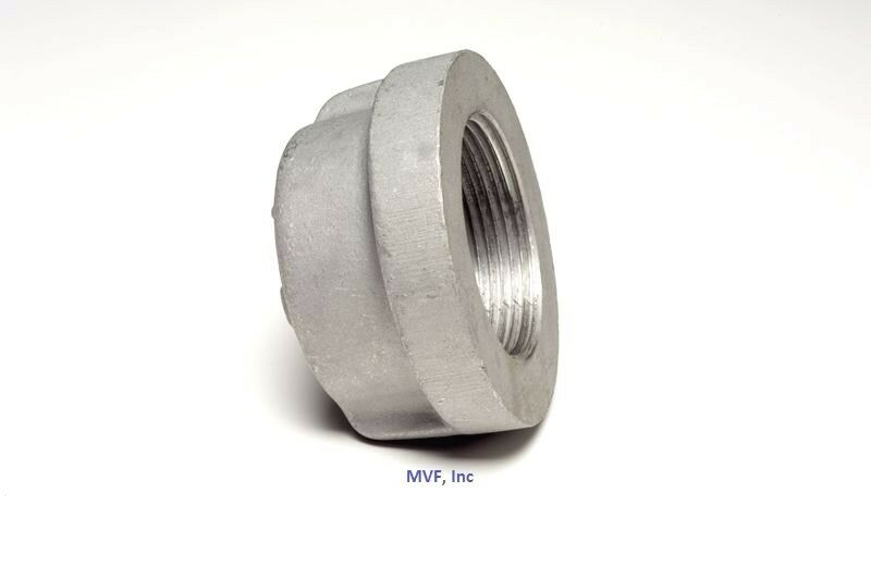 Quot npt threaded pipe cap aluminum t sch