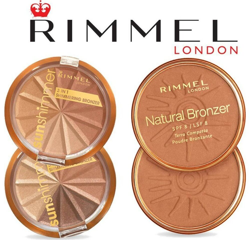 Rimmel Natural Bronzer Which Color