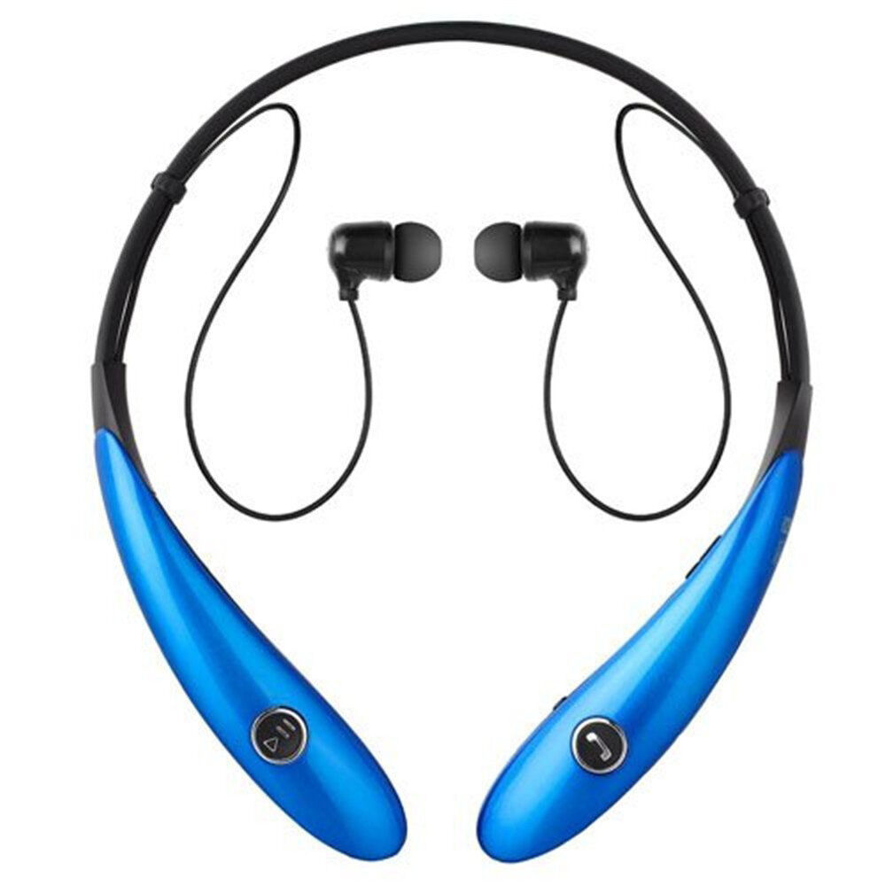 wireless bluetooth headset headphones earphone for iphone 7 6s 6 samsung lg htc ebay. Black Bedroom Furniture Sets. Home Design Ideas