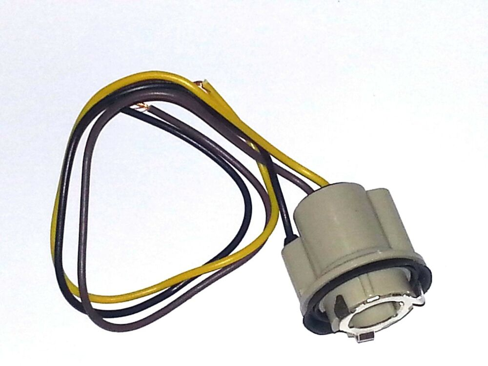 gm light wiring gm 1157 tail light bulb replacement socket wiring harness ...