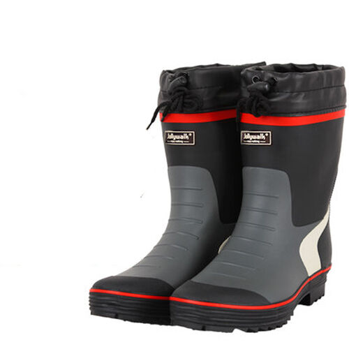 Mens hunting fishing non slip dunlop wellington wellies for Rubber fishing boots