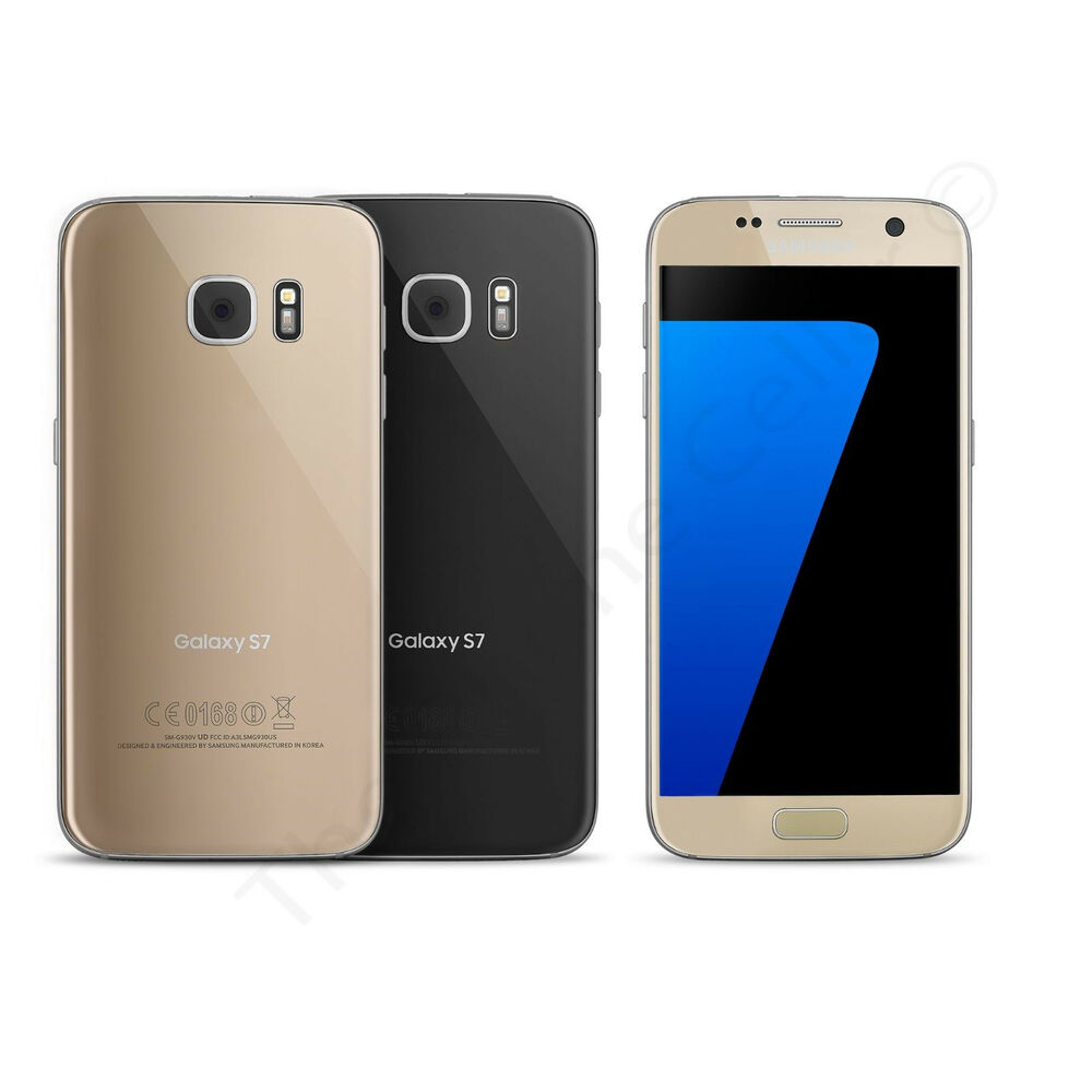 t mobile samsung galaxy s7 sm g930t 32gb android smartphone ebay. Black Bedroom Furniture Sets. Home Design Ideas