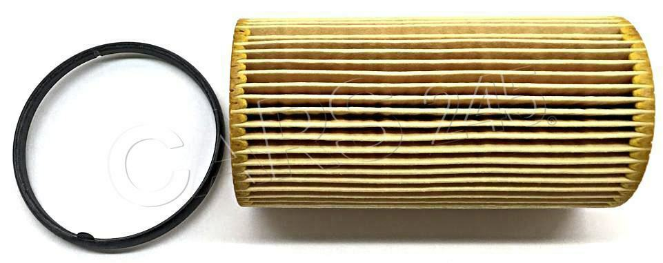 Filter Element With Gasket Vw Audi Beetle Convertible Eos 06d115562