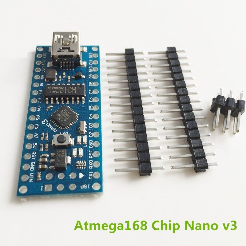 Pcs nano v atmega ch g mini usb compatibile