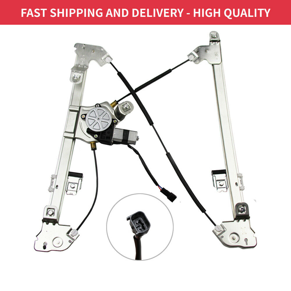 Front right passenger side power window regulator w motor for 04 f150 window regulator