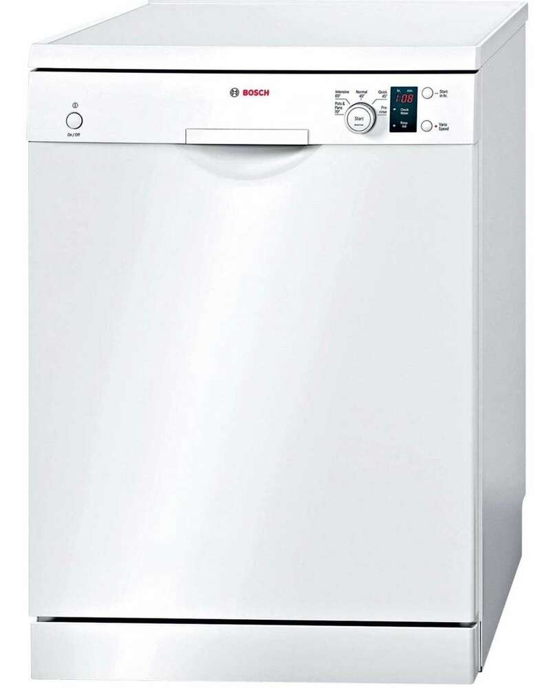 bosch 60cm series 4 freestanding dishwasher sms50e32au ebay. Black Bedroom Furniture Sets. Home Design Ideas