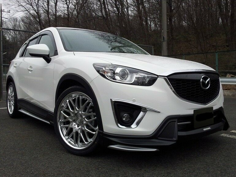 mazda cx 5 aero lip body kit cx 5 2011 2016 ebay. Black Bedroom Furniture Sets. Home Design Ideas