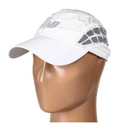 f6999b6bf56 Details about New Balance Momentum Stride Unisex 57 Cap Hat Running Jogging