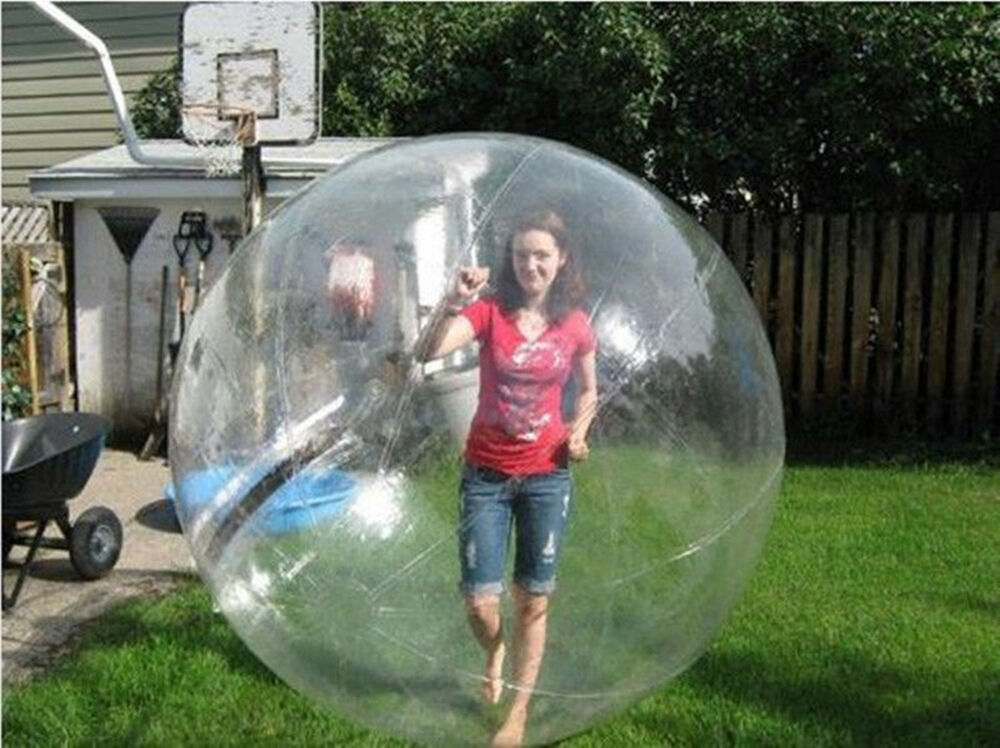 Fast In German >> High quality 2M diameter Water Walking Ball Roll Ball Inflatable Zorb ball | eBay