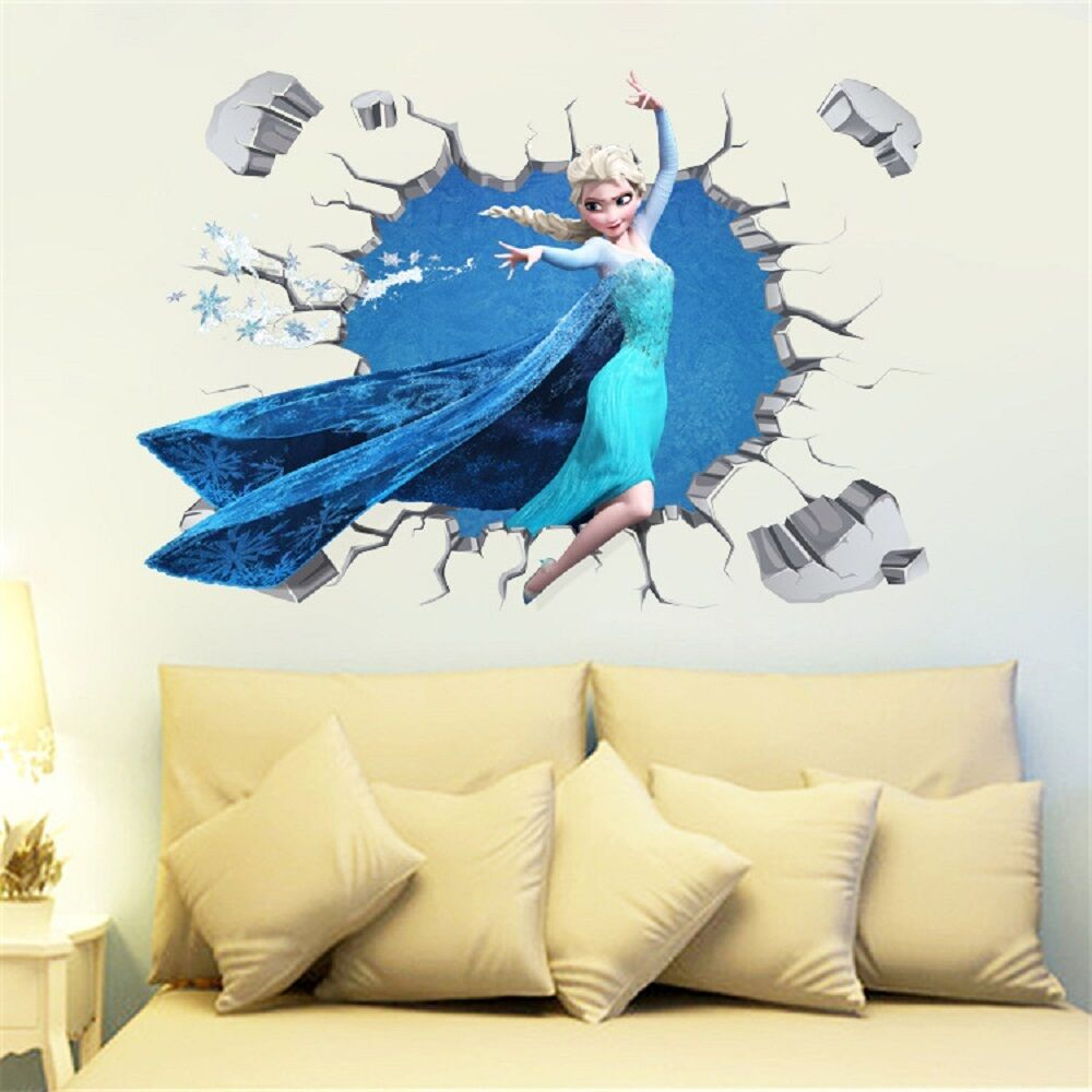 Funky Frozen Wall Decor Collection - The Wall Art Decorations ...