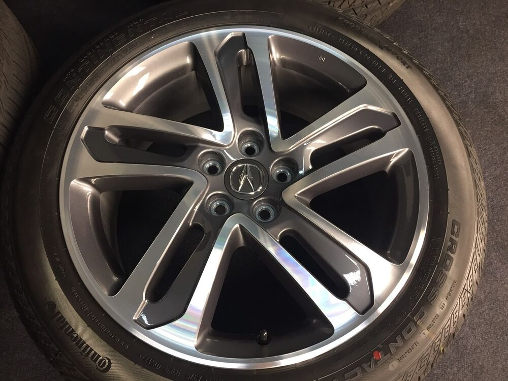 mrr mdx packages chrome and tire custom on acura models wheels rim