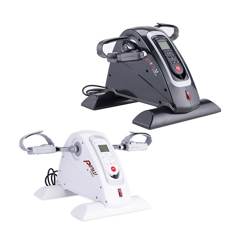 electric mini exercise bike motorized pedal exerciser leg