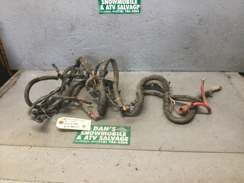 Wire Harness   2460789 Polaris 2000 Scrambler 400 Atv 2x4