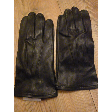 img-RAF ARMY MENS BLACK LEATHER SERVICE GLOVES VARIOUS SIZES GENUINE ISSUE