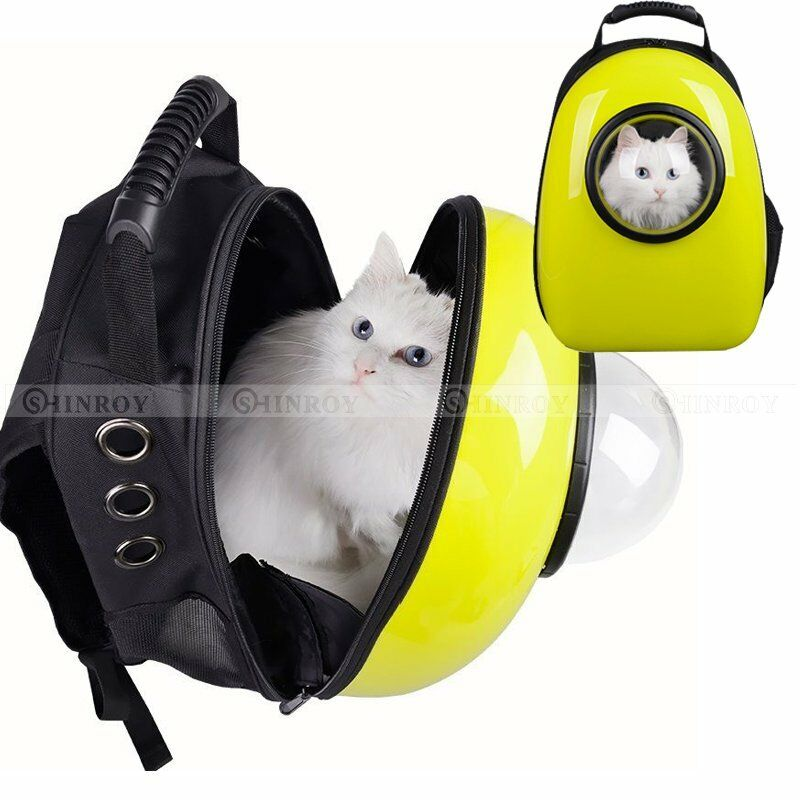 Pet Dog Cat Carrier Backpack Small Puppy Travel Astronaut