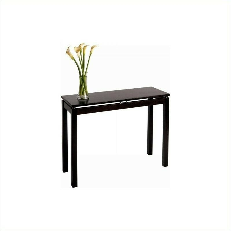 Winsome Linea Solid Wood Console/Sofa Table Wood In