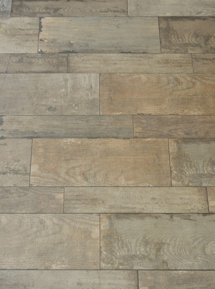 Distressed Shabby Chic Rustic Wood Effect Glazed Porcelain Wall Amp Floor Tiles Ebay