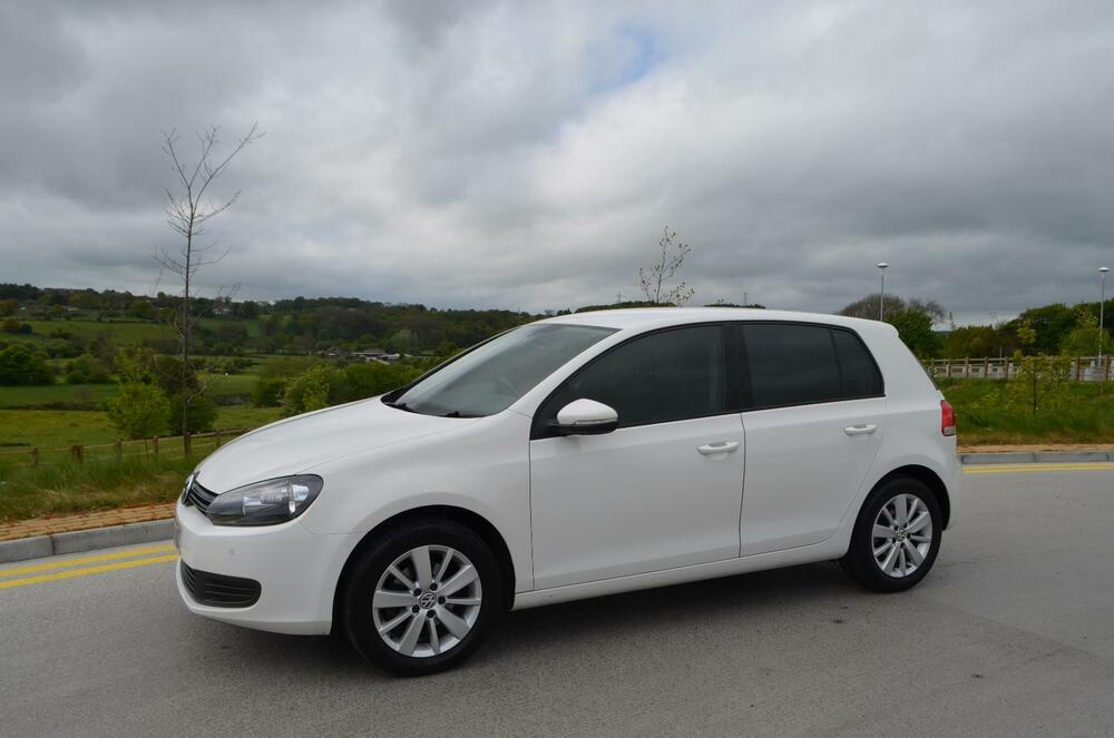 vw golf 1 6 tdi dsg match automatic 2012 62 plate ebay. Black Bedroom Furniture Sets. Home Design Ideas