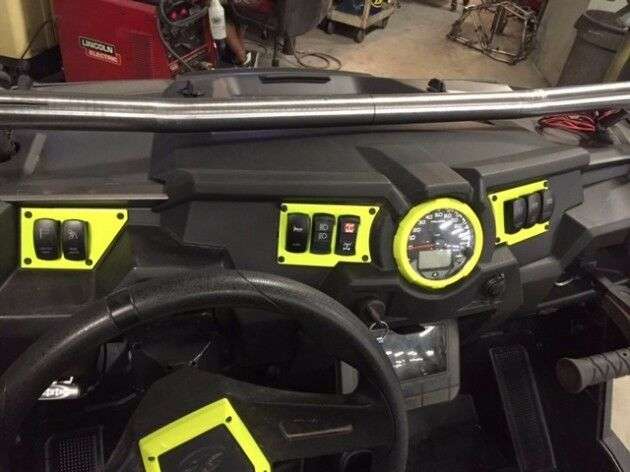 polaris rzr wiring diagram    polaris       rzr    xp dash switch plate panel lime squeeze fits     polaris       rzr    xp dash switch plate panel lime squeeze fits