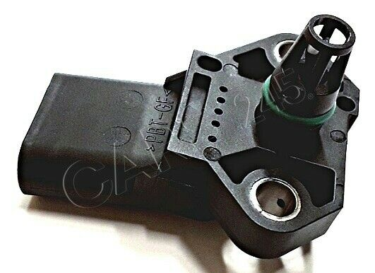 Genuine Map Pressure Sensor Audi Vw 038906051c