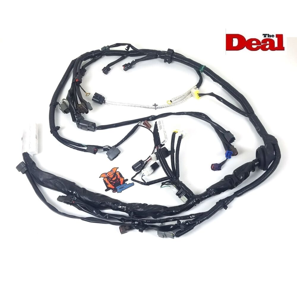 Magnificent Wiring Specialties Oem Engine Tranny Harness For Nissan S14 Ka24 Wiring Cloud Hisonuggs Outletorg