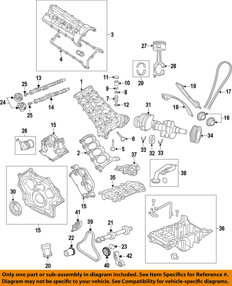 Land Rover Oem 10 17 Range Sport Engine Timing Chain Lr032048 2001 Diagram Ebay