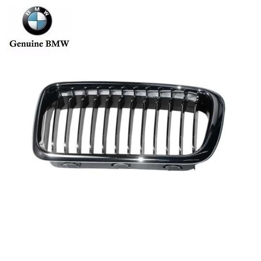 c8273715593 Details about BMW E38 740i 740iL 750iL 1998 1999 2000 2001 Grille (Chrome  Tipped Center)
