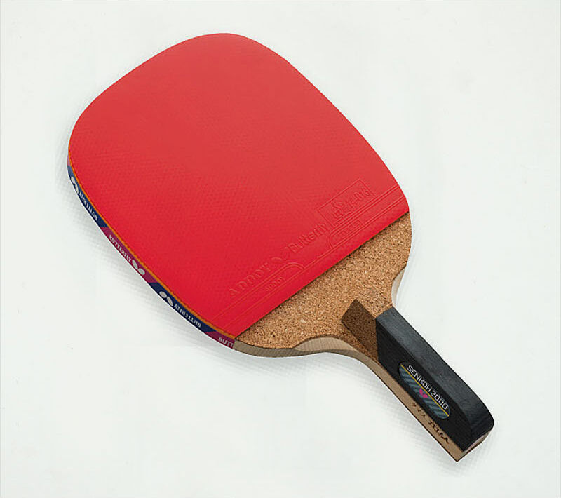 Butterfly Stayer 2000 Table Tennis Paddles Shakehand Grip Ping Pong Racket Bats 4906901166639 Ebay
