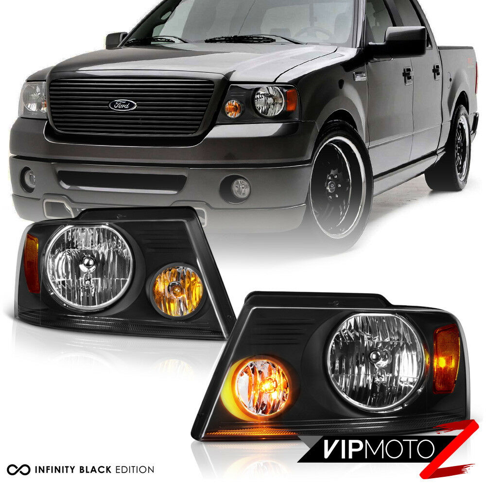 "Ford F150 99: 2004-2008 Ford F150 ""Factory Style"" Back Headlights"