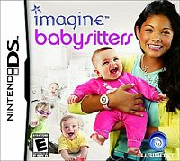 Imagine: Babysitters (Nintendo DS, 2008) Game only