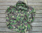 NEW BRITISH ARMY SURPLUS ISSUE WOODLAND S95 DPM CAMO WINDPROOF SMOCK-SAS/PARA/UK
