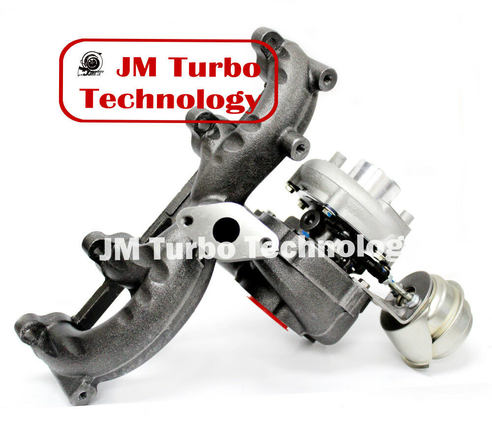 Vw Passat V6 Supercharger Kit: Diesel Turbo Charger W/ Exhaust Manifold For VW Beetle